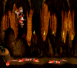 Reptile Rumble from Donkey Kong Country