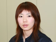 Sanae Suzaki, sound programmer and voice actor for Boo.