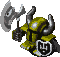Sprite of Clerk, from Super Mario RPG: Legend of the Seven Stars.
