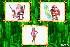 Page 6 of the Scrapbook in Donkey Kong Country