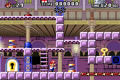 Level 4-5 in Mario vs. Donkey Kong