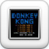 Nintendo 3DS Virtual Console icon for Donkey Kong