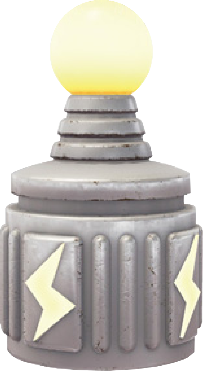 The Spark pylon capture icon.