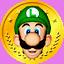 Luigi Medal - Yakuman DS.png