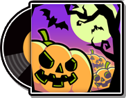 The record case for Pumpkin Panic in WarioWare Gold