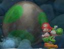 Metal Eggdozer in Yoshi's New Island