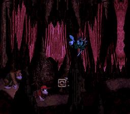 The Kongs walk to the letter O in Bouncy Bonanza.
