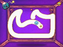 Zappy Path, a minigame from Wario: Master of Disguise