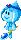 Sprite of Jojora from Mario & Luigi: Superstar Saga + Bowser's Minions.