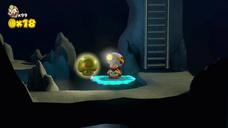 CTTT Episode 3 Prologue Gold Mushroom.png