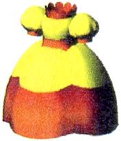 Fuzzy Dress