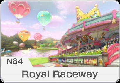 N64 Royal Raceway