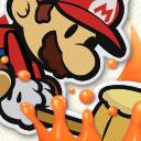 Paper Mario: Color Splash game icon