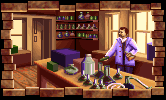 Pierre Paul Emile Roux in the PC release of Mario's Time Machine