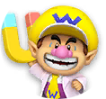 Icon of Dr. Baby Wario from Dr. Mario World