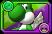 Green Winged Yoshi