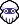 A Blooper's overworld sprite from Mario & Luigi: Superstar Saga.