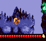 K Rools Last Stand from Donkey Kong GB: Dinky Kong & Dixie Kong