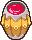 The Chuckola Reserve within its barrel in Mario & Luigi: Superstar Saga