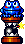 Sprite of the Switch (Wario Land 4)