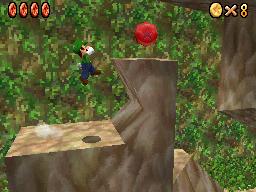 Luigi at Tall, Tall Mountain