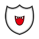 Boo's emblem from soccer from Mario Sports Superstars