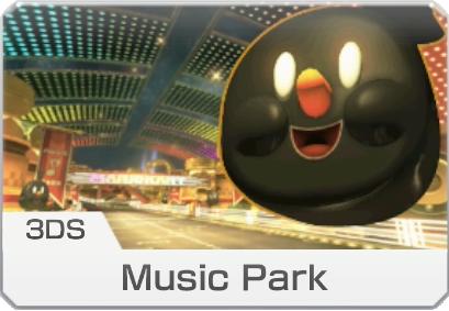 3DS Music Park