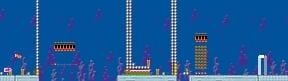 Layout of Tokaigi 2016 Contest Course 3 in Super Mario Maker.