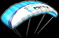 MKTV Parafoil glider from Mario Kart 8