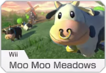 Wii Moo Moo Meadows