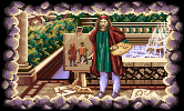 Raphael Sanzio in the PC release of Mario's Time Machine