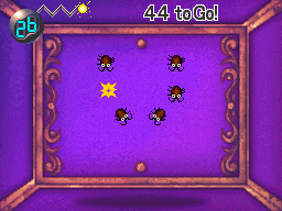 Roach Smash, a minigame from Wario: Master of Disguise