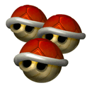 Triple Red Shells Sticker.png