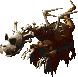 Sprite of Zombone, from Super Mario RPG: Legend of the Seven Stars.