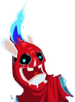 Spooky Peek-a-Boo Portrait