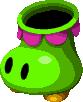 Sprite of the Giant Sockop from Mario & Luigi: Bowser's Inside Story + Bowser Jr.'s Journey.
