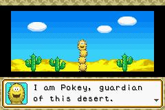 Pokey from Mario Party Advance.