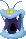 Sprite of a Glurp from Mario & Luigi: Superstar Saga + Bowser's Minions.