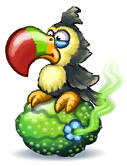 Concept artwork of a Toucan't