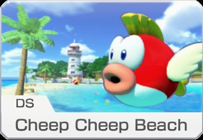 DS Cheep Cheep Beach