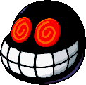 Sprite of the Fawful portion of the Dark Star Core from Mario & Luigi: Bowser's Inside Story + Bowser Jr.'s Journey.