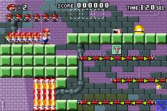 Level 6-mm in Mario vs. Donkey Kong