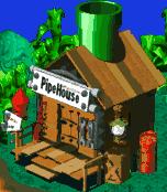 Mario's Pad.