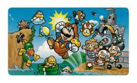Super Mario Bros. artwork sticker in the game Super Smash Bros. Brawl.