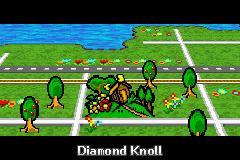 Diamond Knoll in WarioWare: Twisted!