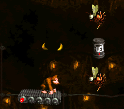 Tanked Up Trouble SNES.png
