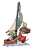 King of Red Lions Sticker.png