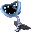 Big Bone Piranha Plant from New Super Mario Bros. 2