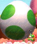 Mega Eggdozer in Yoshi's New Island