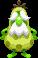 Sprite of Bubbles from Mario & Luigi: Superstar Saga + Bowser's Minions